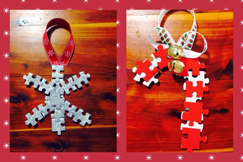 Autism Christmas Ornament – Raised Southern